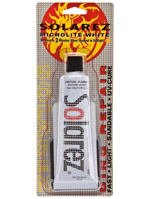 ding repair - white