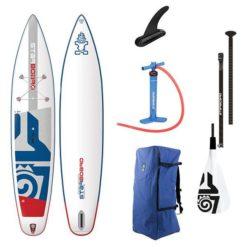 2019 Starboard iGo Zen Lite 12'6 Inflatable SUP