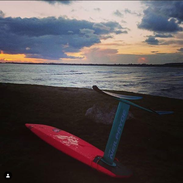 JP Prone Foil Surf