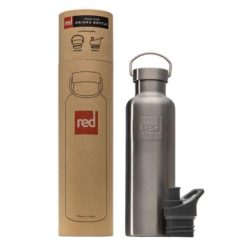 Red Paddle Stainless Steel Drinks Bottle